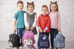 Дошкільні рюкзаки