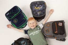 Рюкзаки для молодших класів