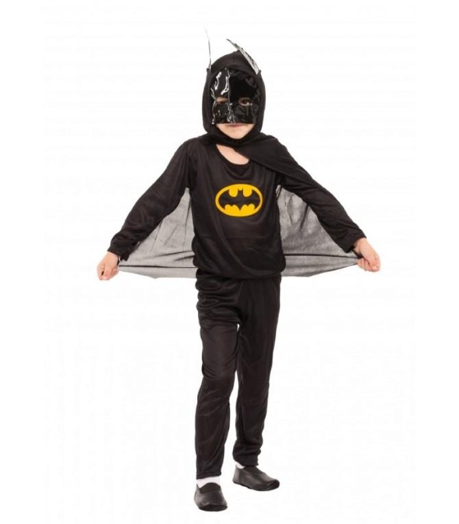 Карнавальный костюм для мальчика Бэтмена
