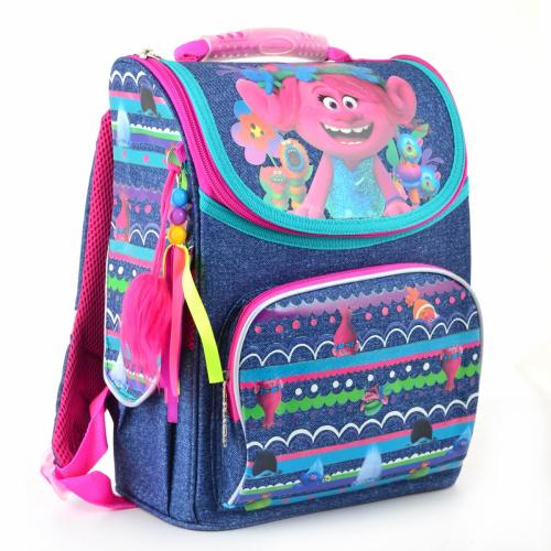 Рюкзак шкільний каркасний 1 Вересня H-11 Trolls 553405