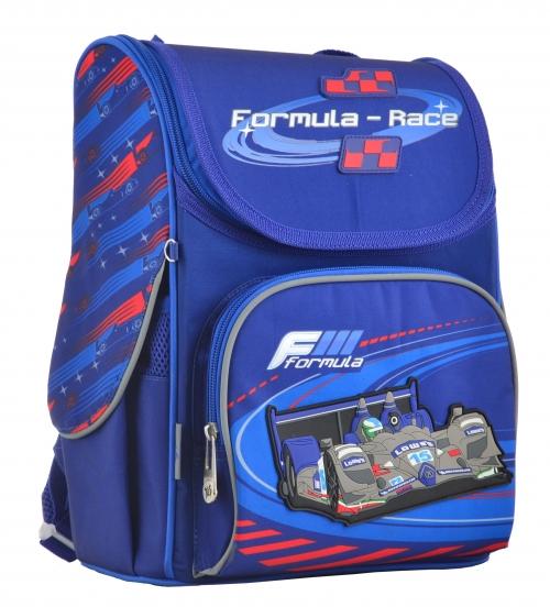 Рюкзак шкільний каркасний 1 Вересня H-11 Formula-race 555142