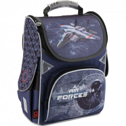 Рюкзак шкільний каркасний GoPack 5001 GO18-5001S-28