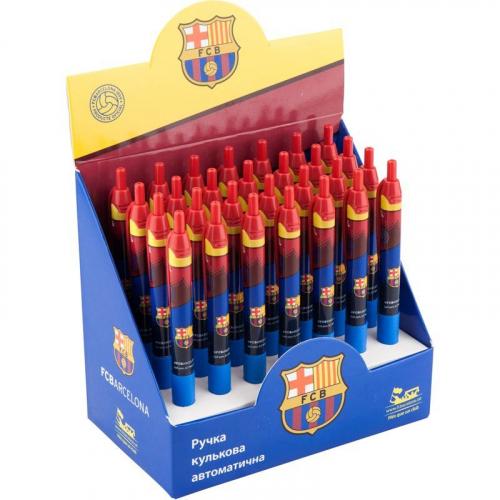 Ручка кулькова автоматична Kite Barcelona BC17-039