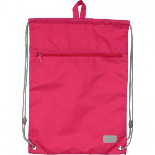 Сумка для взуття з кишенею Kite Education Smart K19-601M-31, рожева