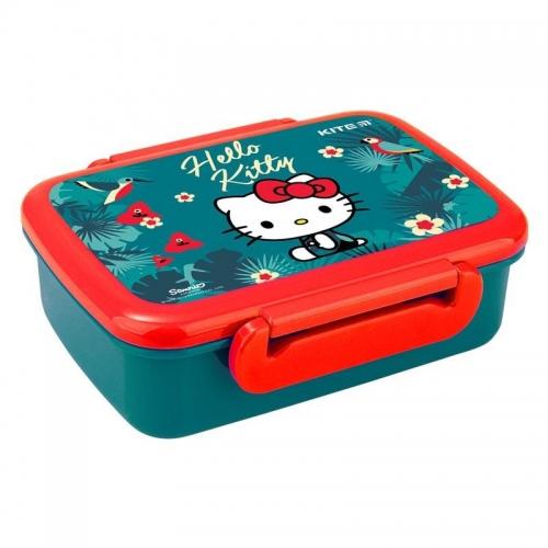 Ланчбокс , контейнер для їжі Kite Hello Kitty , 420 мл