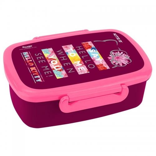 Ланчбокс , контейнер для їжи Kite Hello Kitty , 750 мл