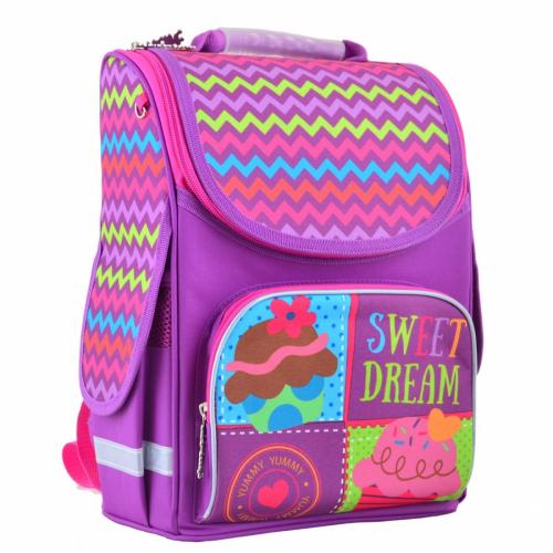 Рюкзак шкільний каркасний Smart PG-11 Sweet dream