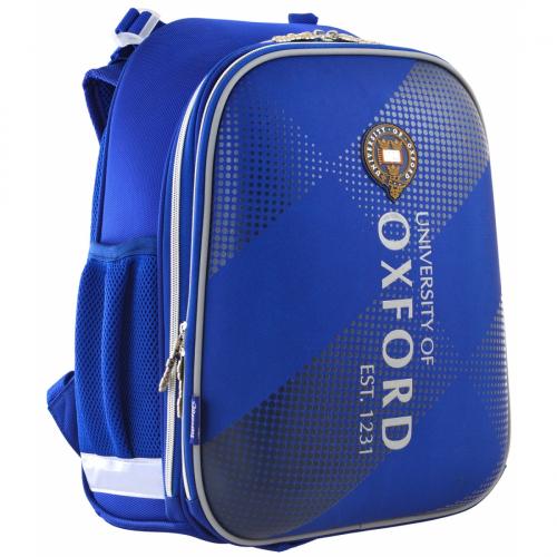 Рюкзак шкільний каркасний 1 Вересня H-12 Oxford 555948
