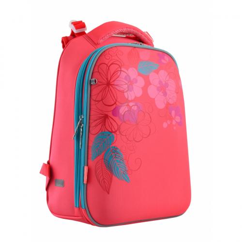 Рюкзак шкільний каркасний 1 Вересня H-12 Blossom 556042