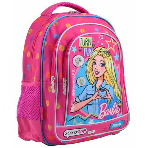 Рюкзак шкільний 1 Вересня S-22 Barbie 556335