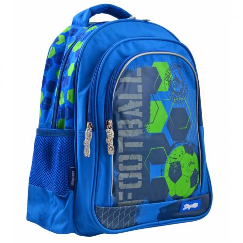 Рюкзак шкільний 1 Вересня S-22 Football 556341