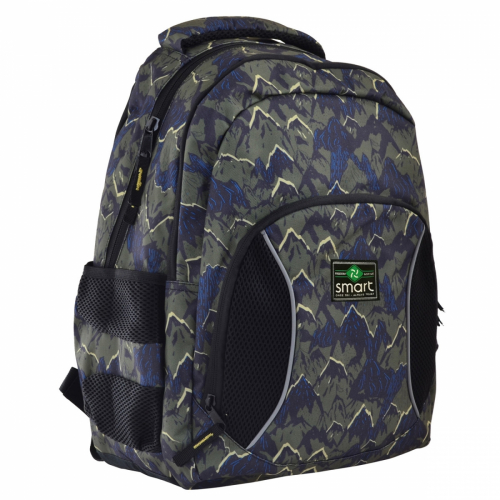 "Рюкзак шкільний Smart SG-25 ""Mountains"""