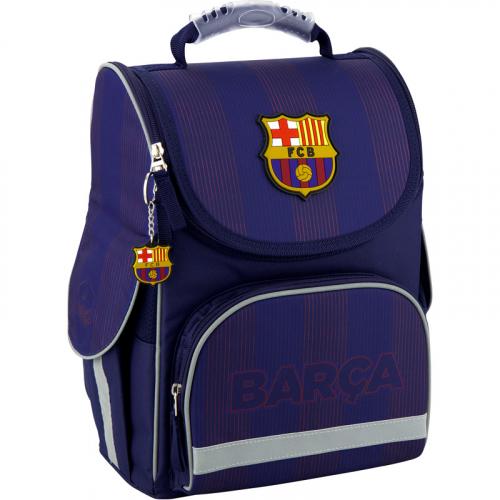 Рюкзак шкільний каркасний Kite Education FC Barcelona BC20-501S