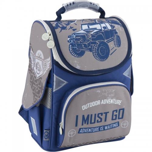 Рюкзак ортопедичний GoPack GO18-5001S-18