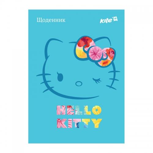 Дневник школьный Kite Hello Kitty
