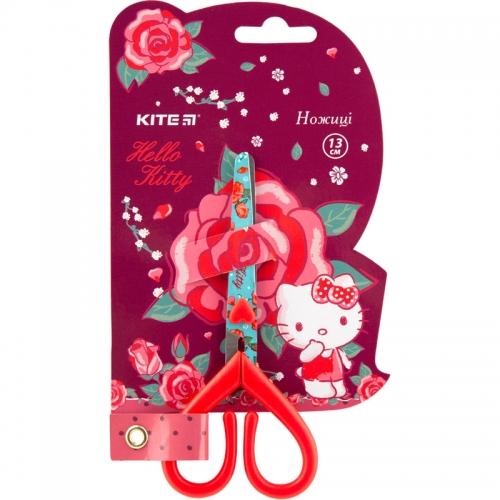 Ножиці з малюнком на лезі Kite Hello Kitty HK19-121, 13 см