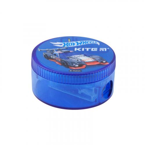 Точилка з контейнером Kite Hot Wheels HW19-116