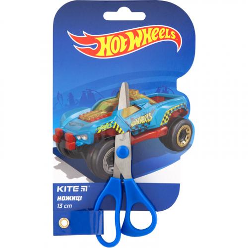 Ножиці Kite Hot Wheels HW19-122, 13 см