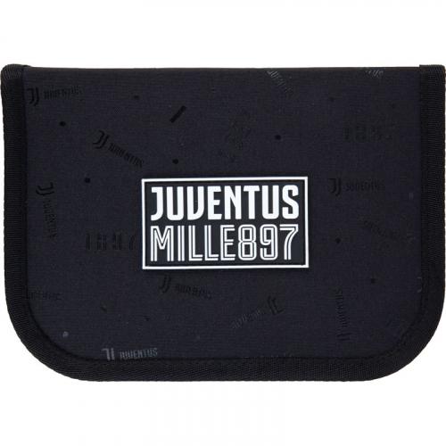 Пенал без наповнення Kite Education FC Juventus JV21-622, 1 відділення, 2 відвороти