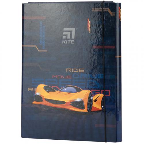 Папка для трудового навчання Kite Fast Cars K20-213-02