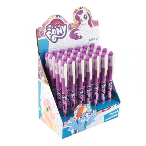 Ручка масляна Kite My Little Pony LP19-033