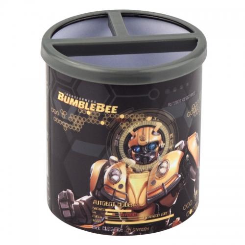 Стакан-підставка круглий Kite Transformers BumbleBee Movie