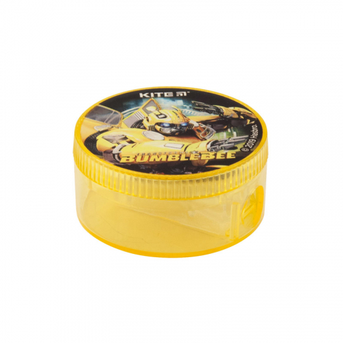 Точилка з контейнером Kite Transformers BumbleBee Movie TF19-116