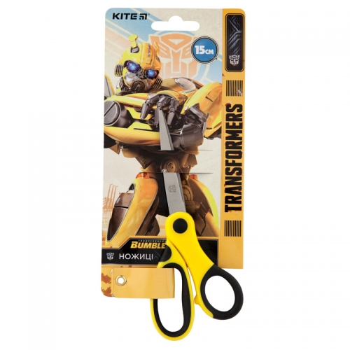 Ножиці Kite Transformers BumbleBee Movie TF19-126