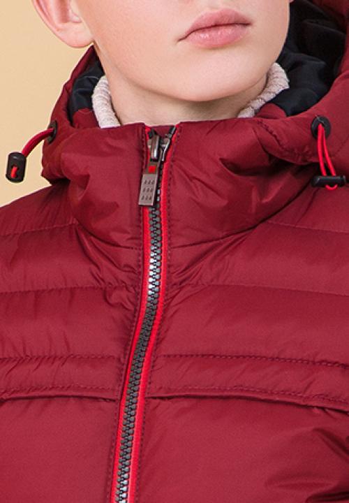 """Підліткова зимова куртка Braggart """"Kids"""" 65122O"""