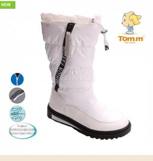 Зимние сапоги TOM.M