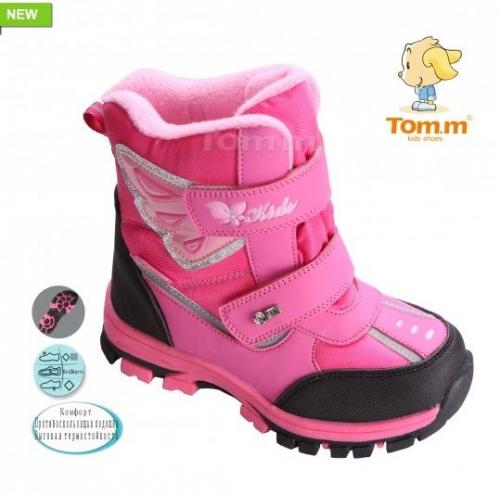 Зимние термо Ботинки TOM.M роз