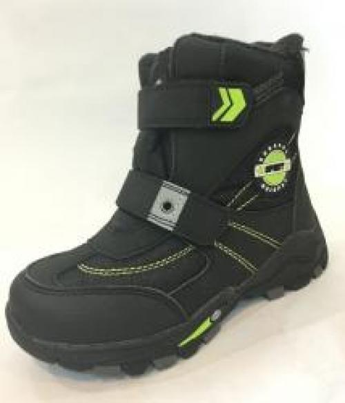 Зимние термо Ботинки TOM.M черные