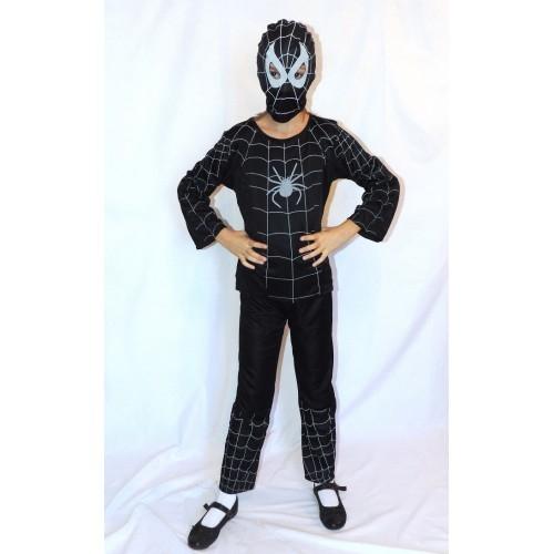 Карнавальный костюм Человека - паука черн