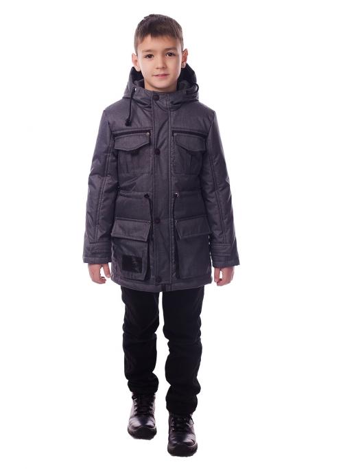 """Куртка осенняя для мальчика """"Ким"""" ."""
