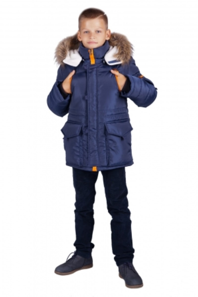 "Зимняя куртка ""Шон"""